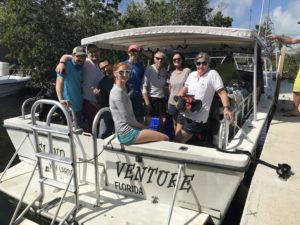 Private Charter group going to Key Largo reef